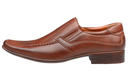 Elegant men's shoe the accessory you need for formal occasion Stock Photo - 17015702