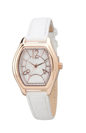 Beautiful woman wristwatch just for you photo