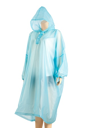 Do not forget the raincoat when going outside in rainy season
