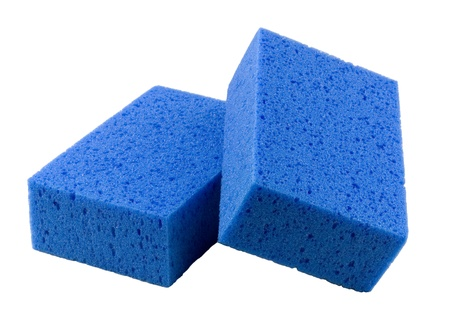 Multipurpose sponges for household work Stock Photo - 17222305