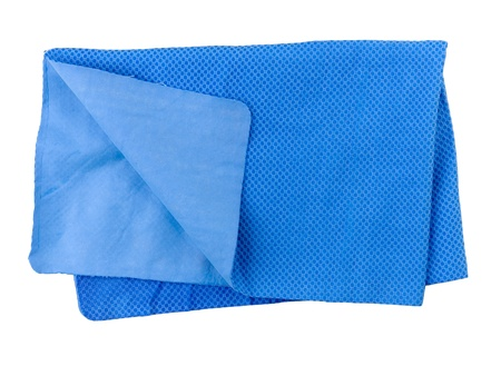 microfiber: Microfiber cloth for housework or car cleaning