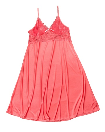 sleepwear: Sexy red sleepwear