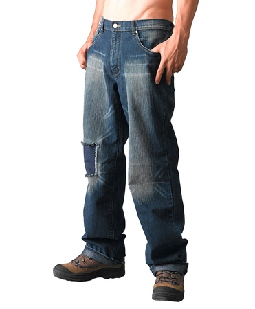 lacking: Looking smart guy when you wear jeans