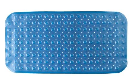 Anti slip rubber mat for bathroom or wet area Stock Photo