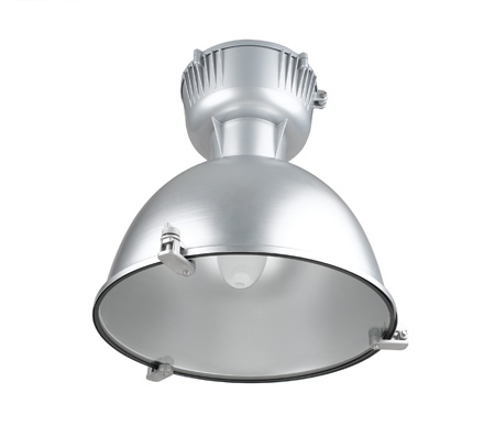 Big ceiling lamp for large hall Stock Photo - 17961977