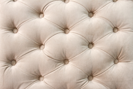 beige upholstery fabric pattern background Archivio Fotografico