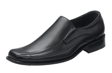 Business men's leather shoe for your good personality Stock Photo - 18317414