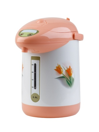 electrical appliances: A modern designed of an electric kettle nice for your kitchen