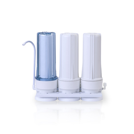 reverse: Water filter tubes for RO revers osmosis purify drinking water