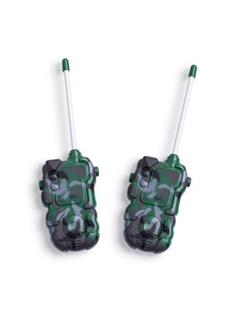cb: walky talky toy  Stock Photo