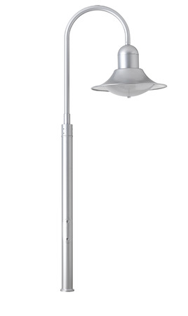 electric avenue: Lamppost for home, park , street or building