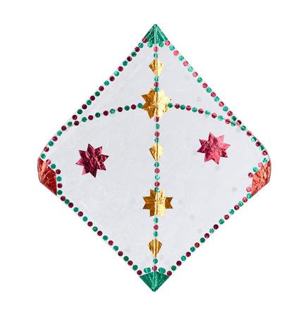 paper kites: A beautiful Thai style kite