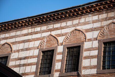 Izmir Kizlaragasi, Historical building