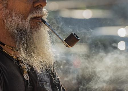 Drug addiction ,Pipe for tobacco smoking marijuana