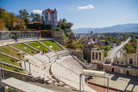 amphitheater: Amphitheater Stock Photo