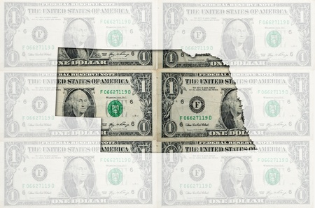 11112505 outlined map of nebraska with transparent background of us dollar banknotes
