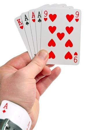 fraudster: barare nel poker con asso nella manica