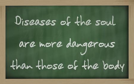 Blackboard writings