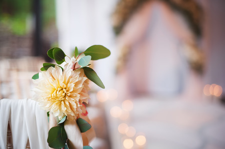 formal dinner party: wedding decorations
