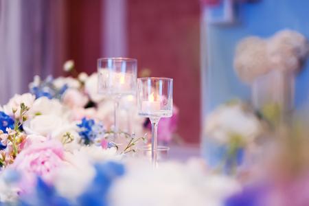 decor: wedding decor Stock Photo