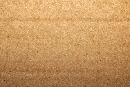 Gray cardboard close up, background for text or texture Imagens