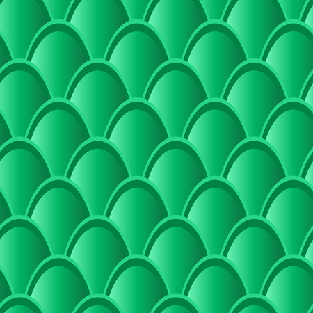 Bright seamless pattern. The texture of the reptilian scales. Smooth seam.