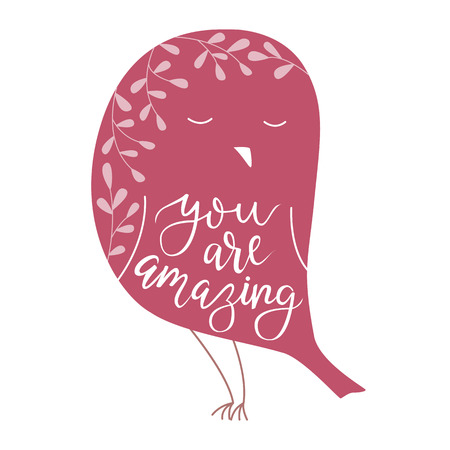 You are amazing. Brush hand lettering