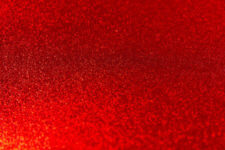 Red Christmas texture. red glitter texture valentines day background.