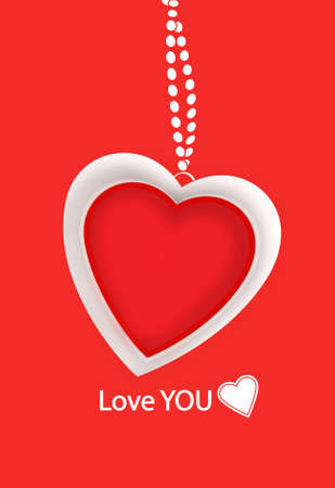 Love You Valentines message