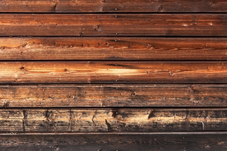 woodgrain: Wood texture background with old parallel boards with woodgrain used as a natural building material