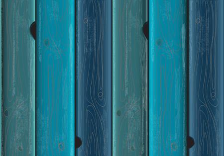 mur grunge: Bleu bois peint texture de fond avec de la peinture �caill�e r�sist�