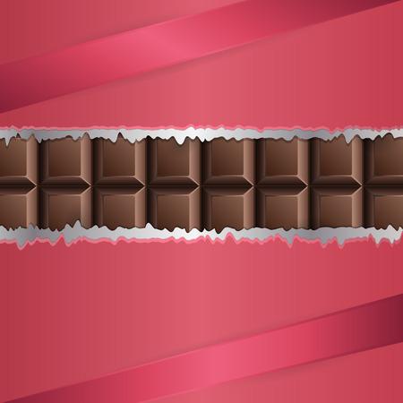 Chocolate Stock Vector - 48104950