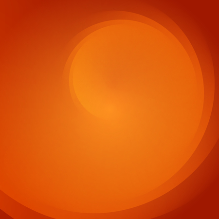 Smooth light orange waves lines vector abstract background. Good for promotion materials, brochures, banners. Abstract Backdrop, Technology Background.