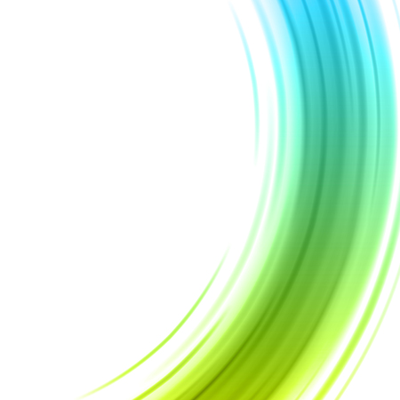 Smooth light waves lines vector abstract background. Good for promotion materials, brochures, banners. Abstract Backdrop, Technology Background.