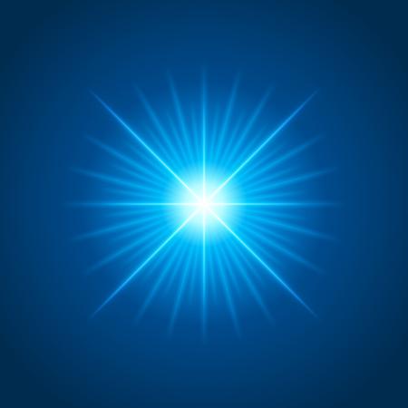 resplandor: Sun con destello de lente plantilla de luces y de vectores de fondo. Efecto especial brillantes rayos. Bueno para los materiales de promoción, folletos, banners. Telón de fondo abstracto.