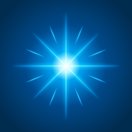 special effect: Sun with lens flare lights template and vector background. Special Effect Glowing Rays. Good for promotion materials, Brochures, Banners. Abstract Backdrop.