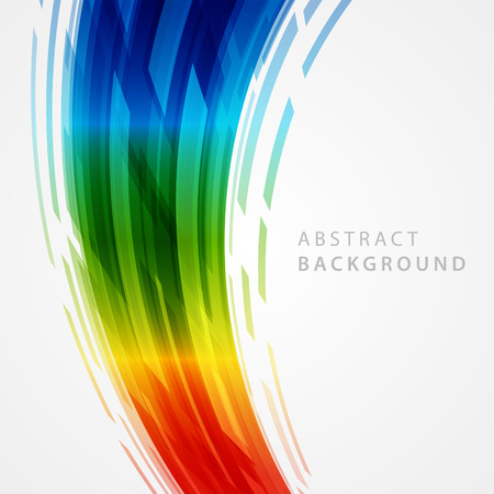 Abstract geometric lines vector background. Good for promotion materials, brochures, banners. Abstract Backdrop, Technology Background. Illustration