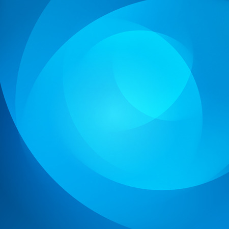 Smooth light blue waves lines vector abstract background. Good for promotion materials, brochures, banners. Abstract Backdrop, Technology Background.