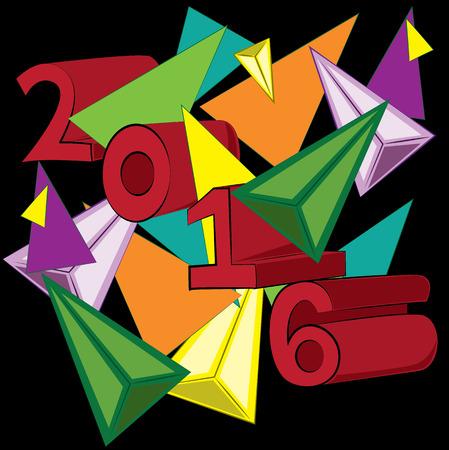 grafiti: celebrate party noise colorfull 2016
