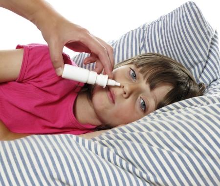 nasal: nasal spray application
