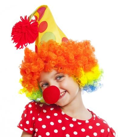 Kleine Clown Standard-Bild - 20409009