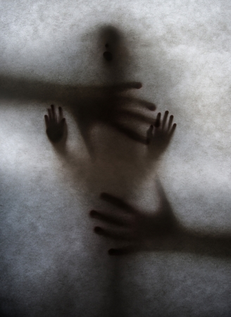 horror shadows photo