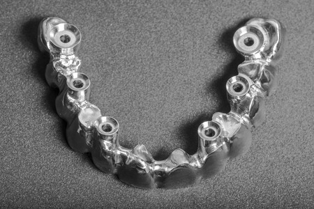 prosthetics: dental prosthetics  for dental implants