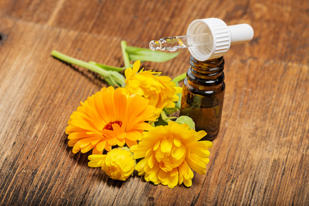 marigold herbal extract