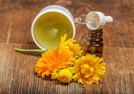 marigold herbal extract