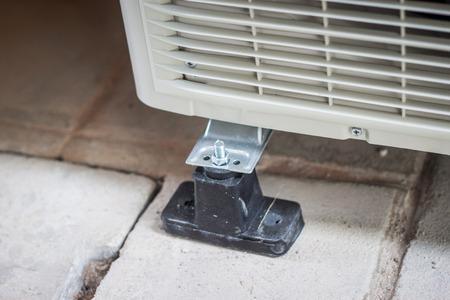 air: accessories Air Conditioner Stock Photo