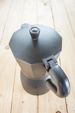 coffee pot: Mokka pot coffee pot