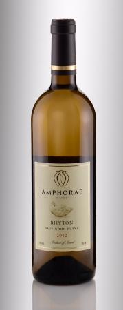 anforas: Ánforas Rhyton Sauvignon Blanc 2012 Vino blanco seco de Israel