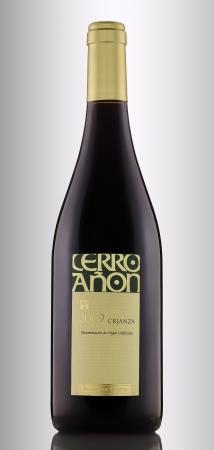 anon: Cerro Anon Crianza Rioja 2009 Red dry wine from Spain