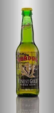 finest: Gordon Finest oro un belga Strong Ale